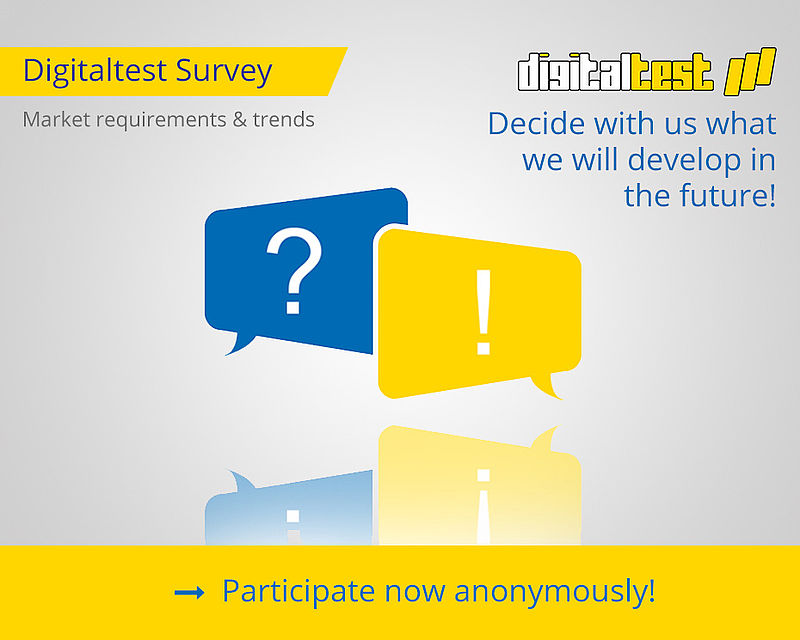 Digitaltest Survey
