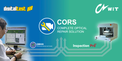CORS Complete optical repair solution
