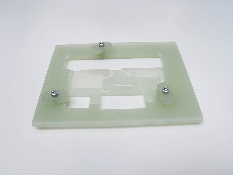 Customized Flying Probe PCB Carriers