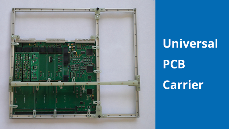 Universal PCB Carrier Flying Probe